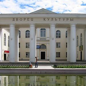 Дворцы и дома культуры Зашейка