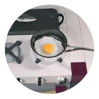Кафе Катран Ойл - иконка «кухня» в Зашейке